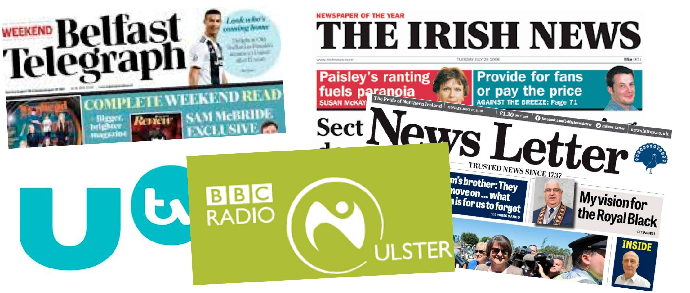 DERRY group the Holywell Trust is in the process of reviewing the language used by the media in the North