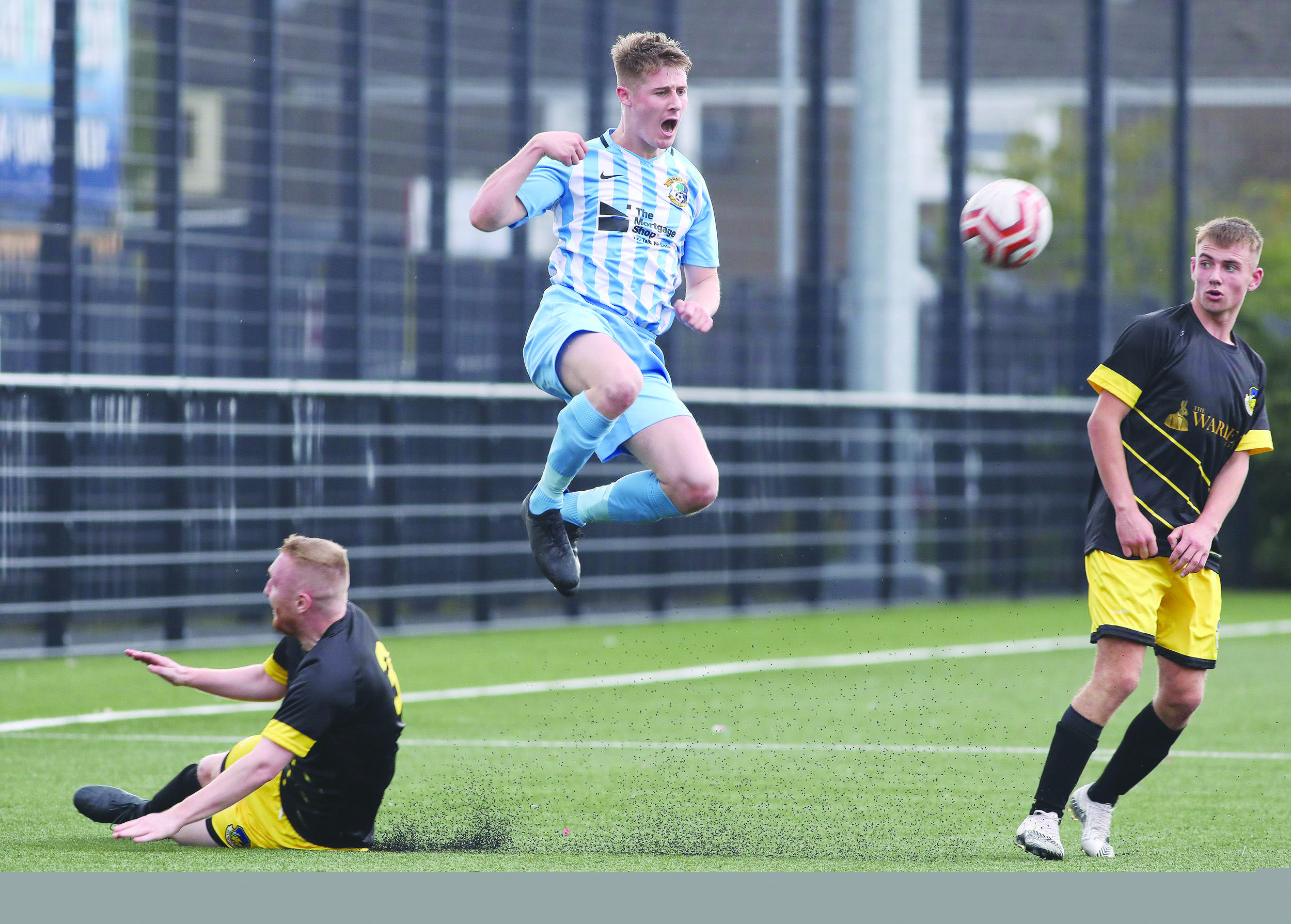 Immaculata will be hoping for better luck against Belfast Celtic on Saturday having lost out in the Irish Cup on penalties at the weekend