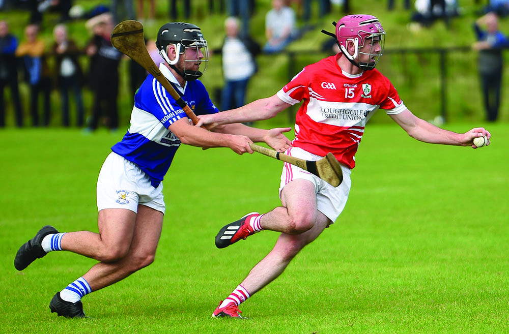 Shan McGrath will be key to Loughgiel's hopes