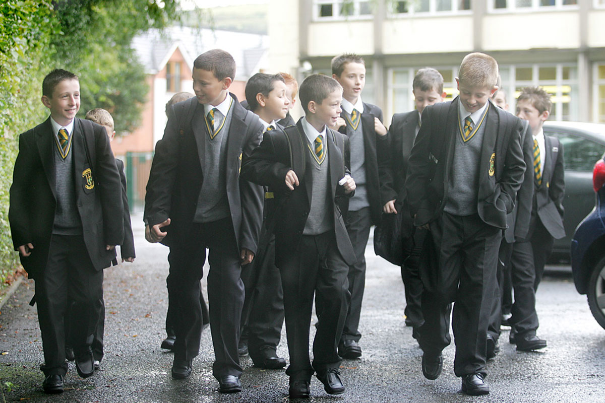 First years at st pats
