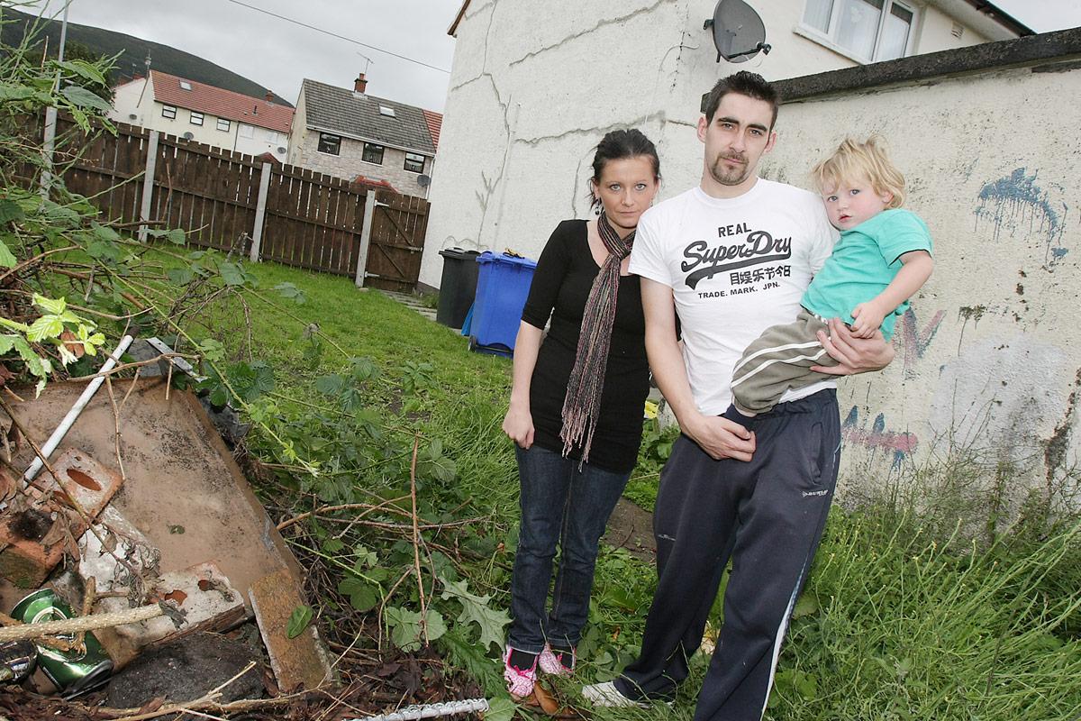 Glenalina housing problems 1159mj11