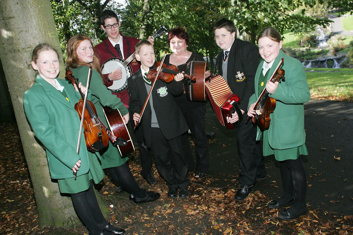 Glengormley school of music