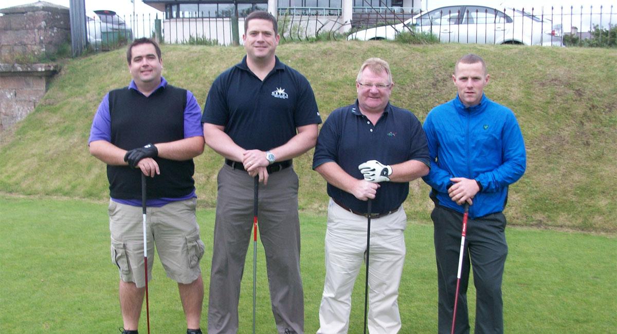 Golffundraiser