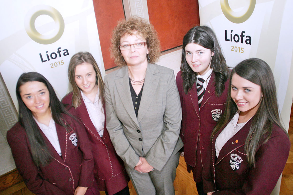 Language initiative liofa 2015