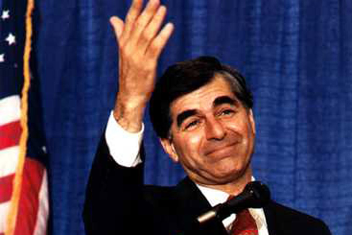 Dukakis eyebrows