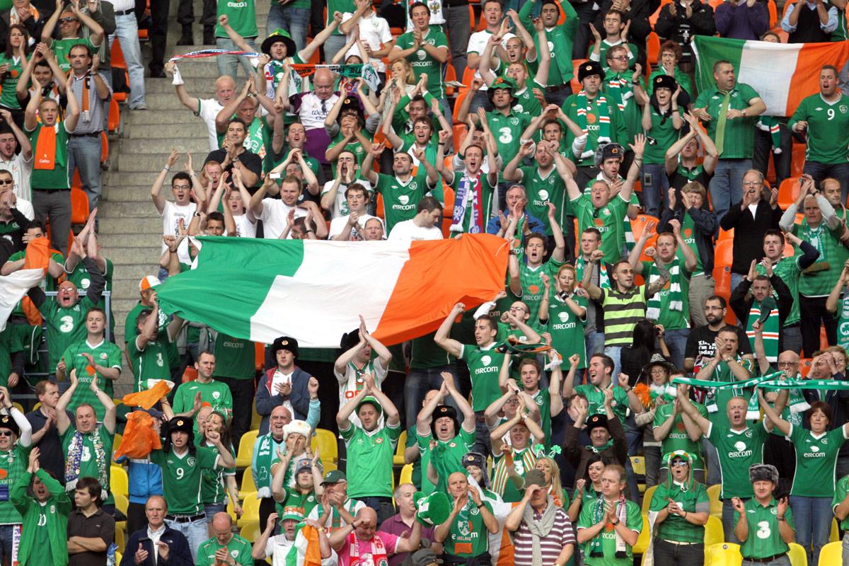 Ireland fans2f