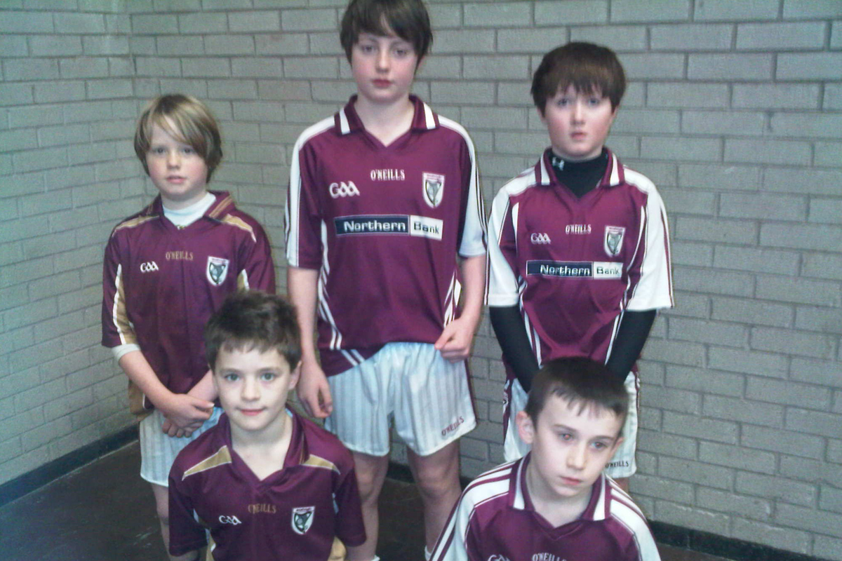 Bredagh team