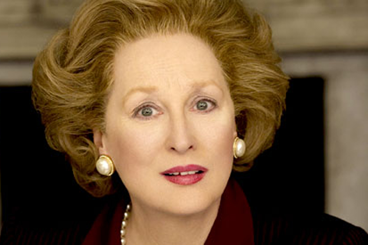 Meryl streep as margaret 007