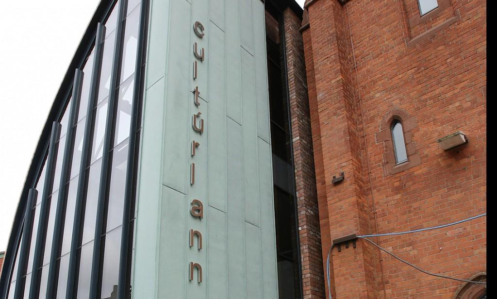 SCOTH AN CHEOIL: Cultúrlann is storming back.