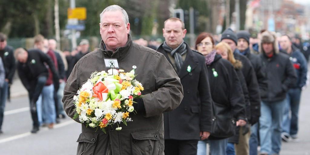 The éirígí commemoration