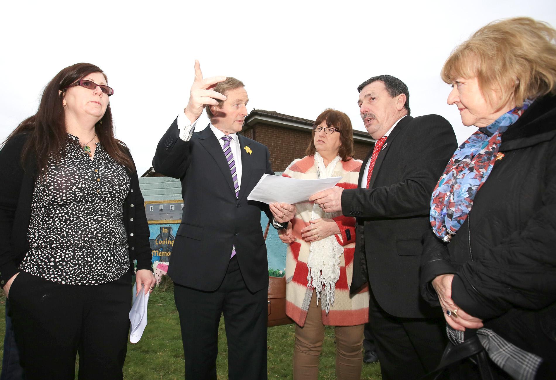 Taoiseach murph