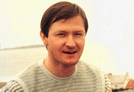 Human rights lawyer Pat Finucane