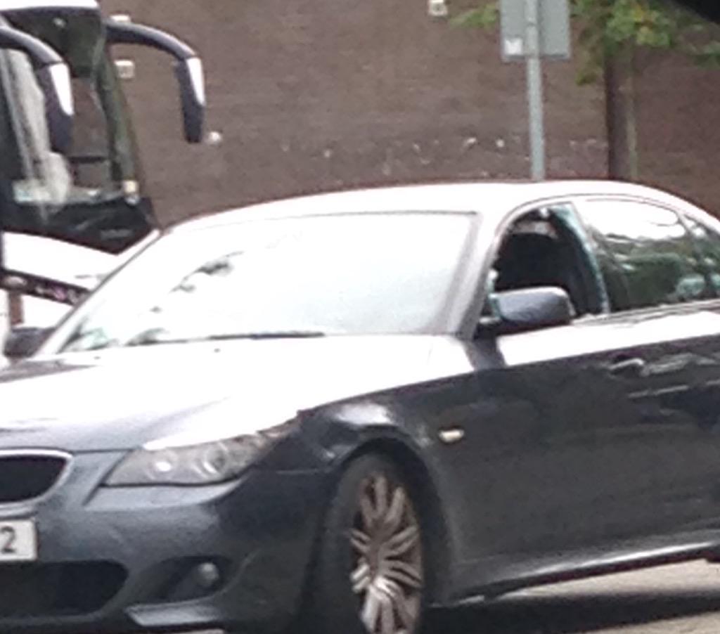 Bmw car broken into hamill street1