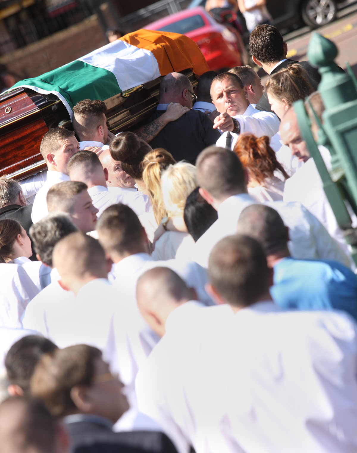 Funeral of kevin mcguigan 05