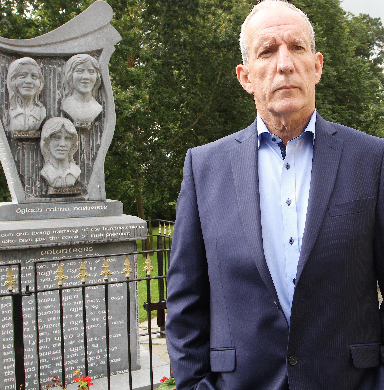 Bobby storey hunger strikers memorial 1
