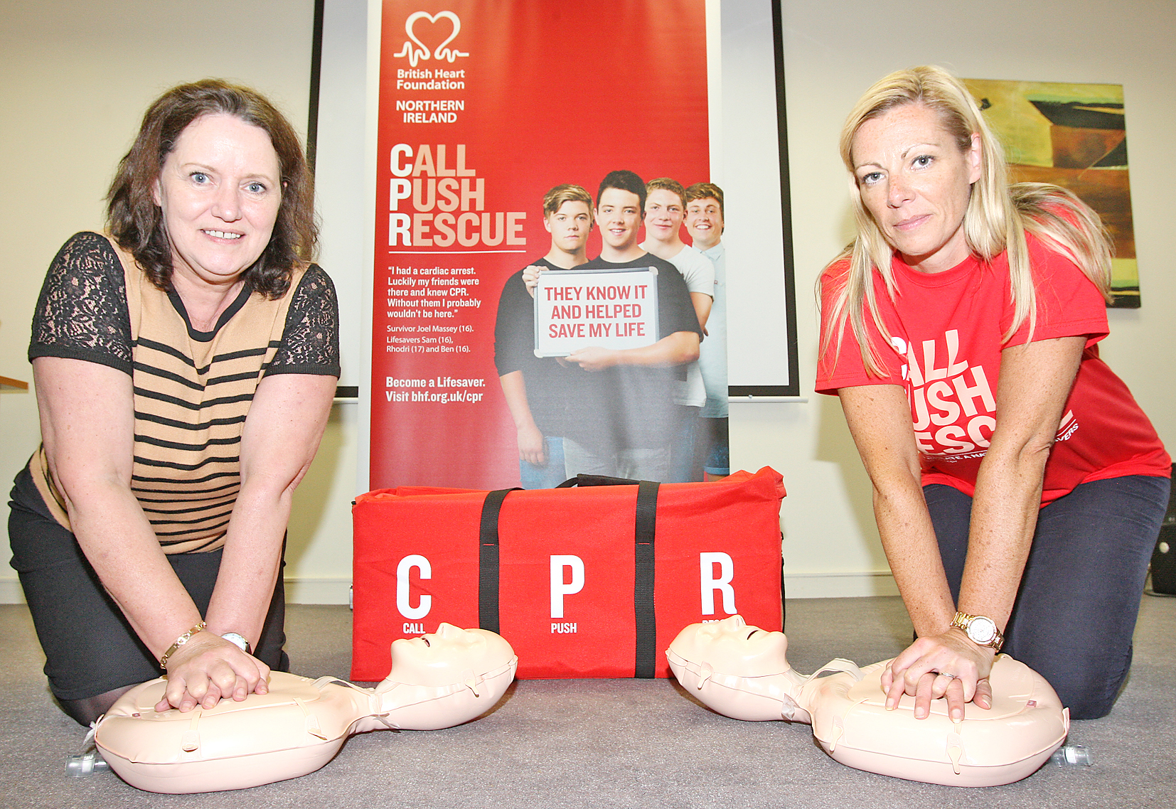 Heart foundation cpr 1510mj15