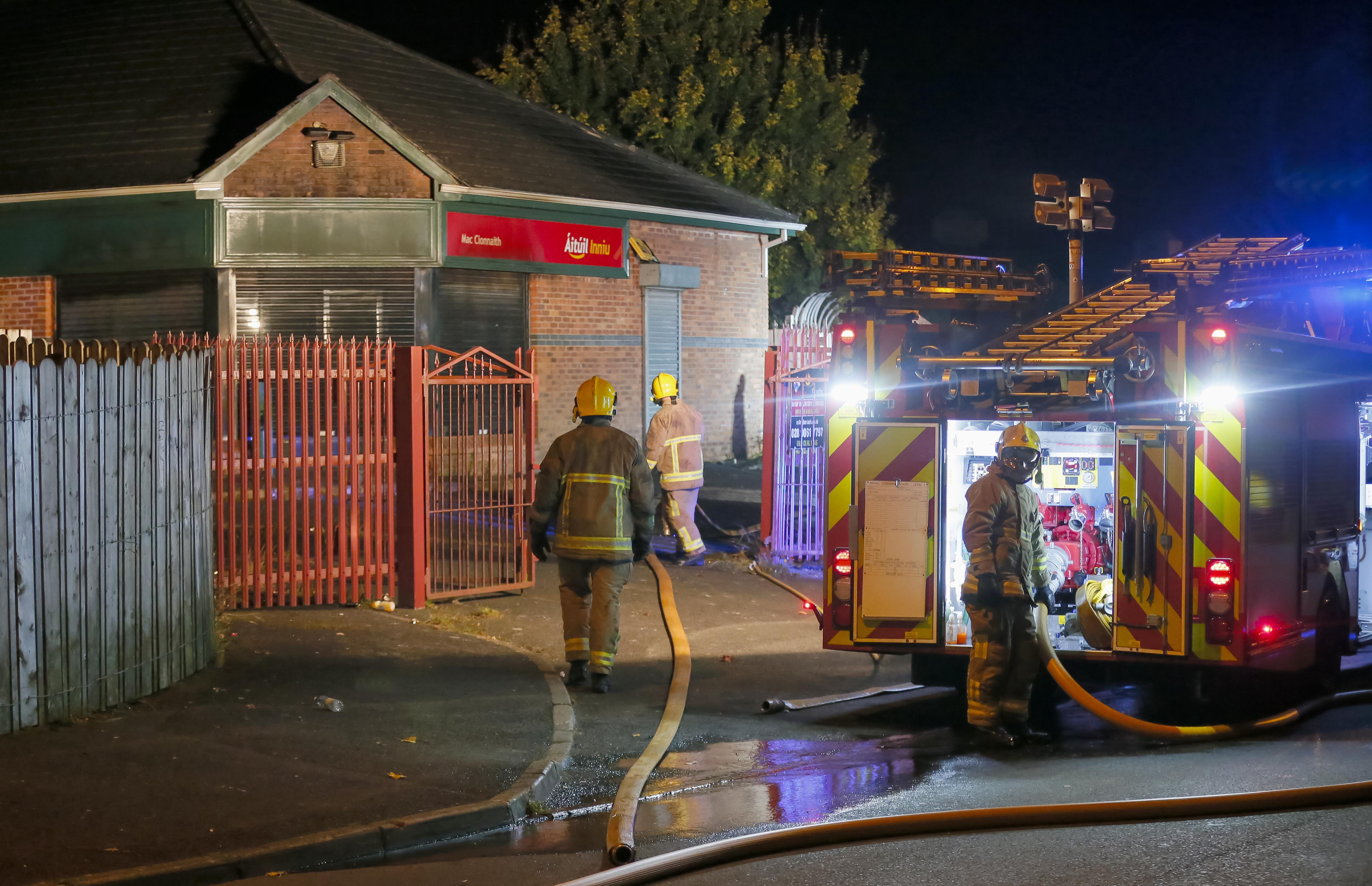 Twinbrookbrook lodge fire ks 0051