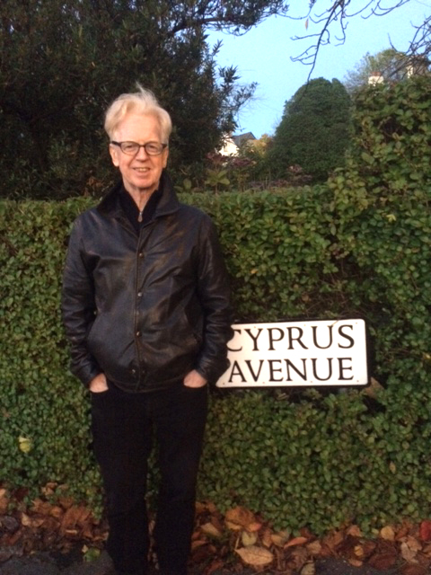 A visit to leafy Cyprus Avenue, immortalised on the 'Astral Weeks' album, felt like a pilgrimage for Larry Kirwan