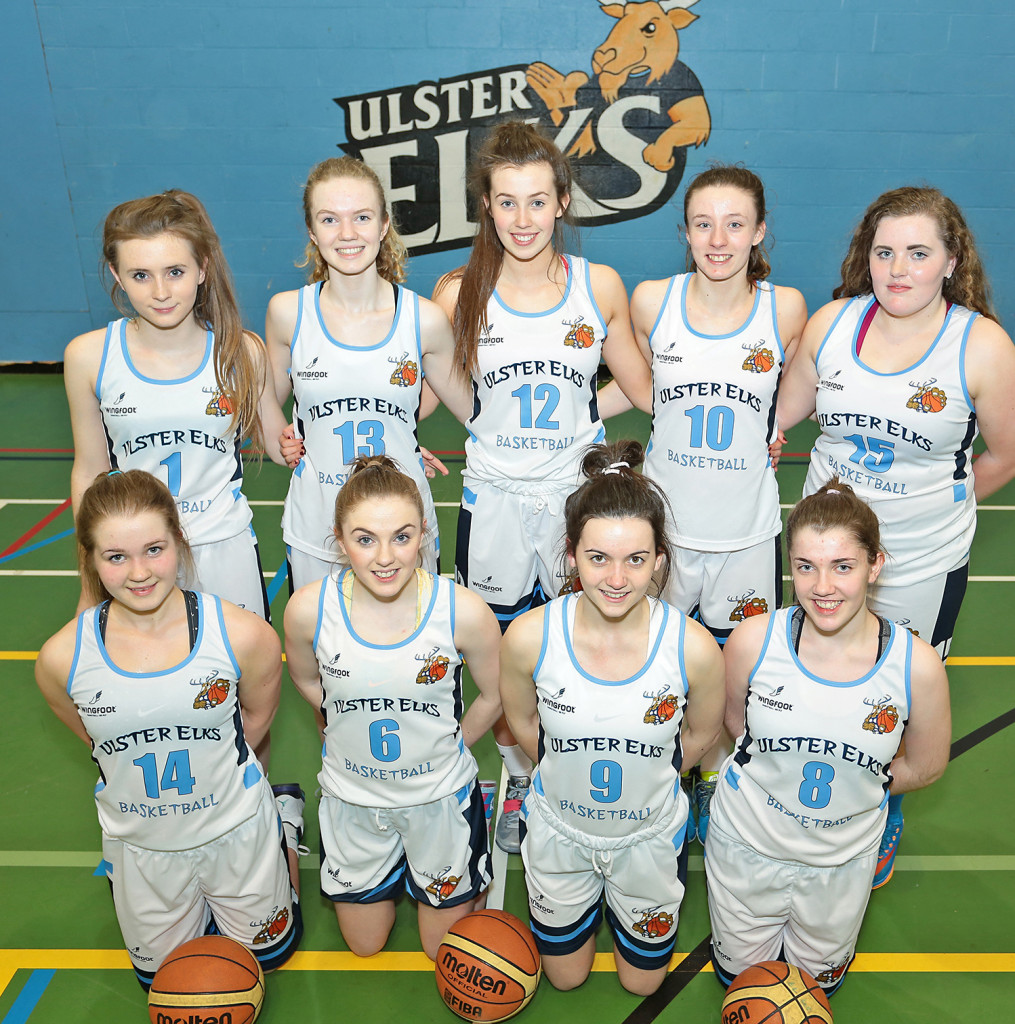 Ulster Elks have swept all before them in the past year – now they're facing the cream of Irish basketball