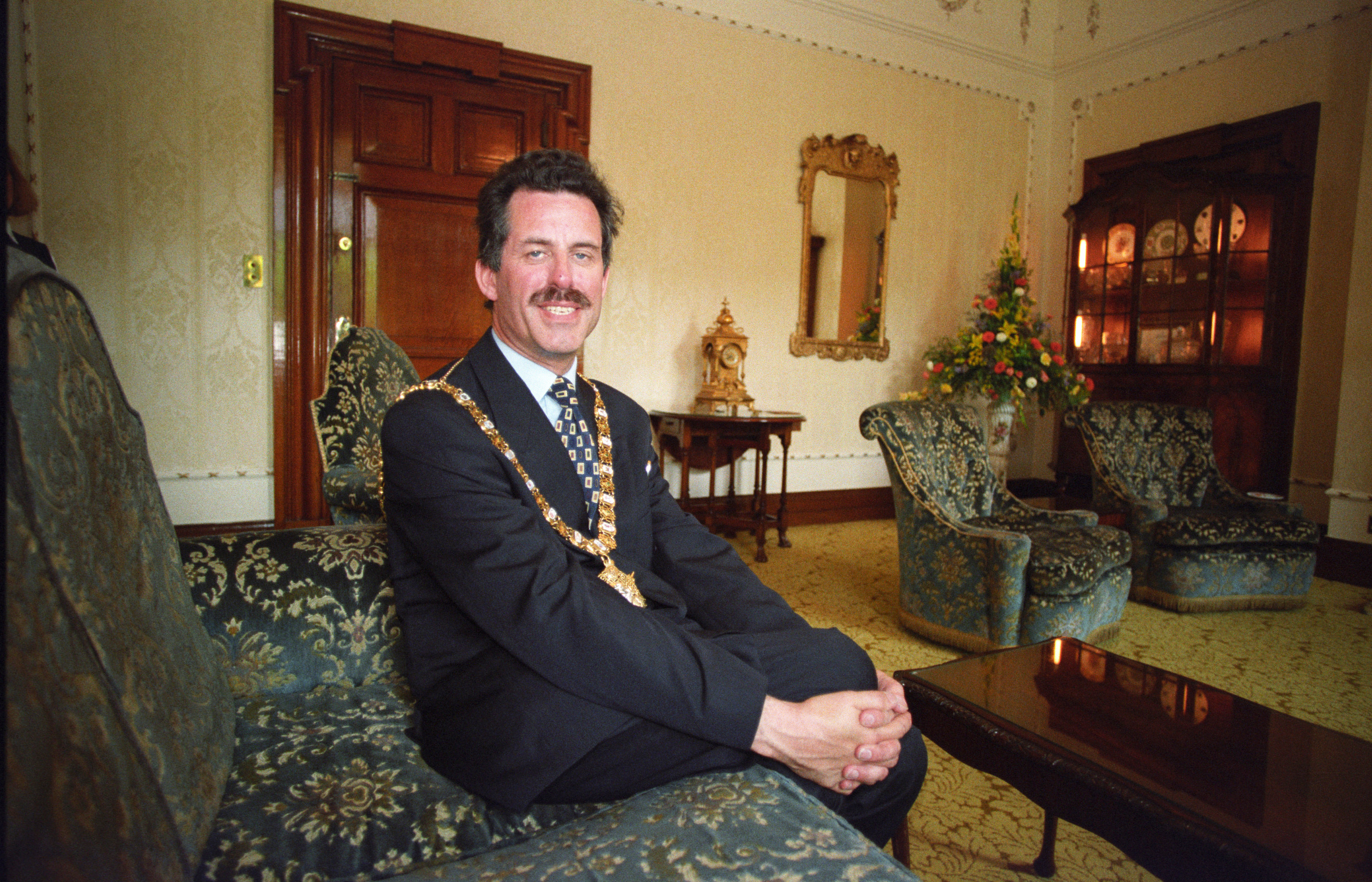 Alban mayor