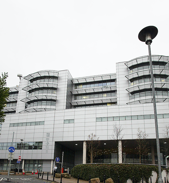 The RVH, like every hospital within all five trusts, is missing key time targets in the treatment of cancer