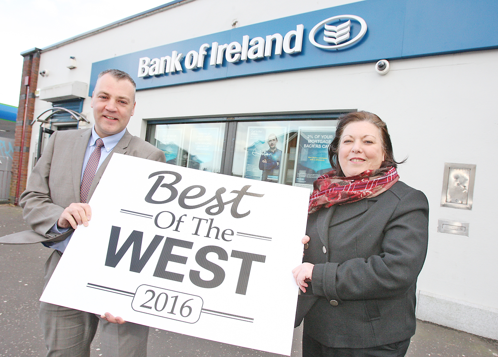 Best of the west bank of ireland 112mj16