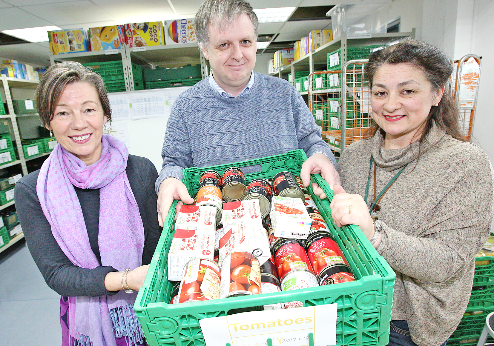 South west belfast foodbank 1052mj16