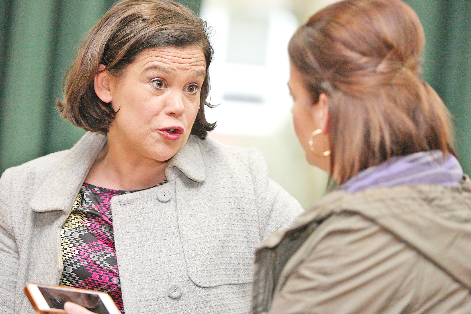Mary lou mcdonald 1 11