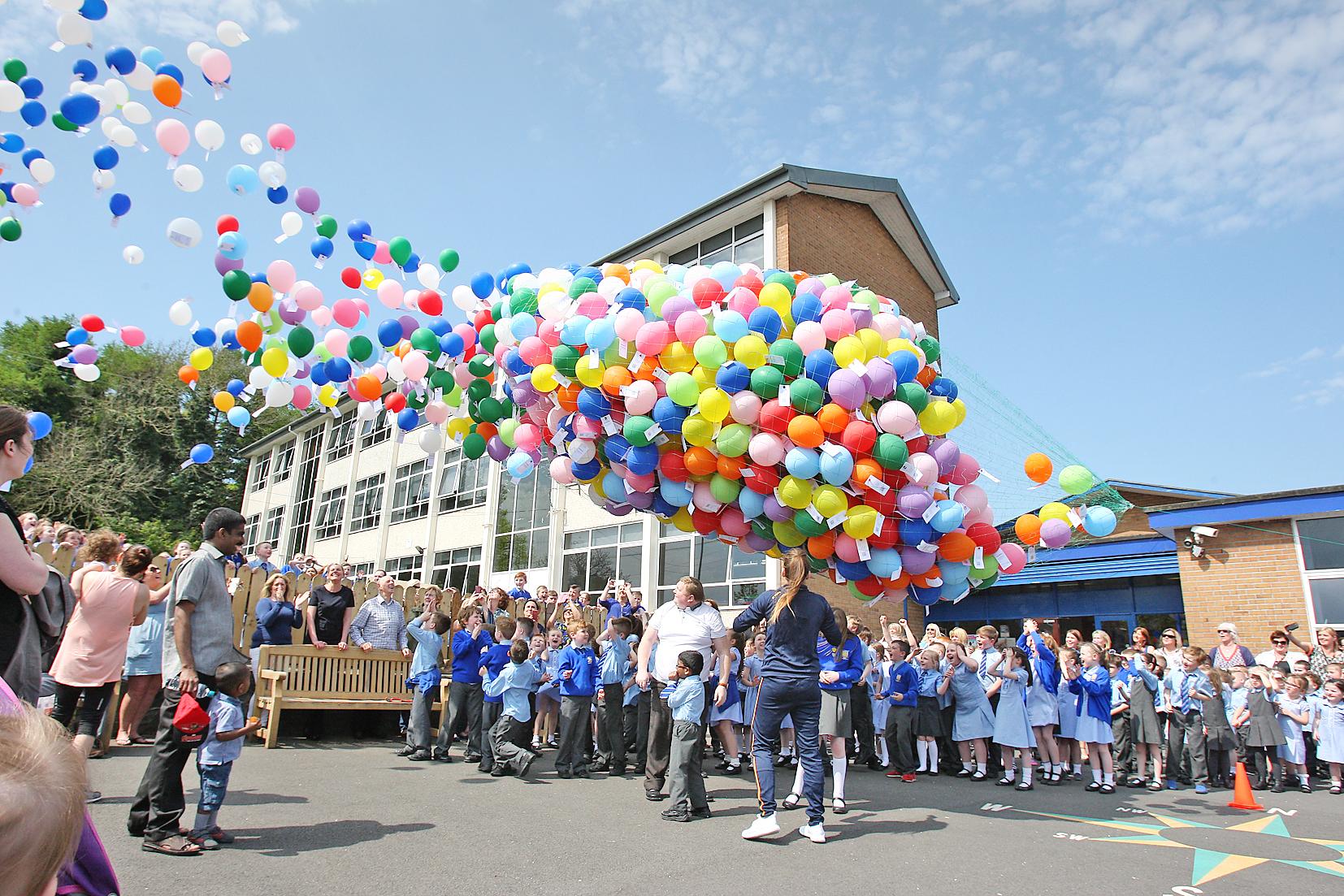 St.teresas ps balloon release 195mj16