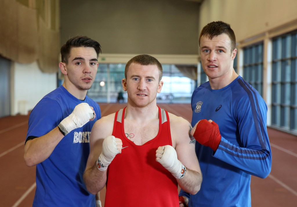 Boxers Michael Conlan, Paddy Barnes and Steven Donnelly, along with fellow Olympian Brendan Irvine, will be at the Devenish Complex on Friday, July 15 for the 'Road To Rio' event. A number of former Olympians will also be in attendance on a night which will celebrate the achievements of our local boxers before they fly out to Brazil