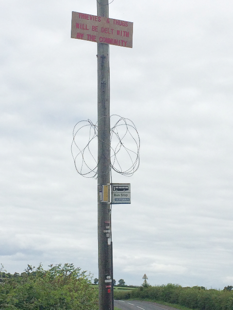 Armagh sign