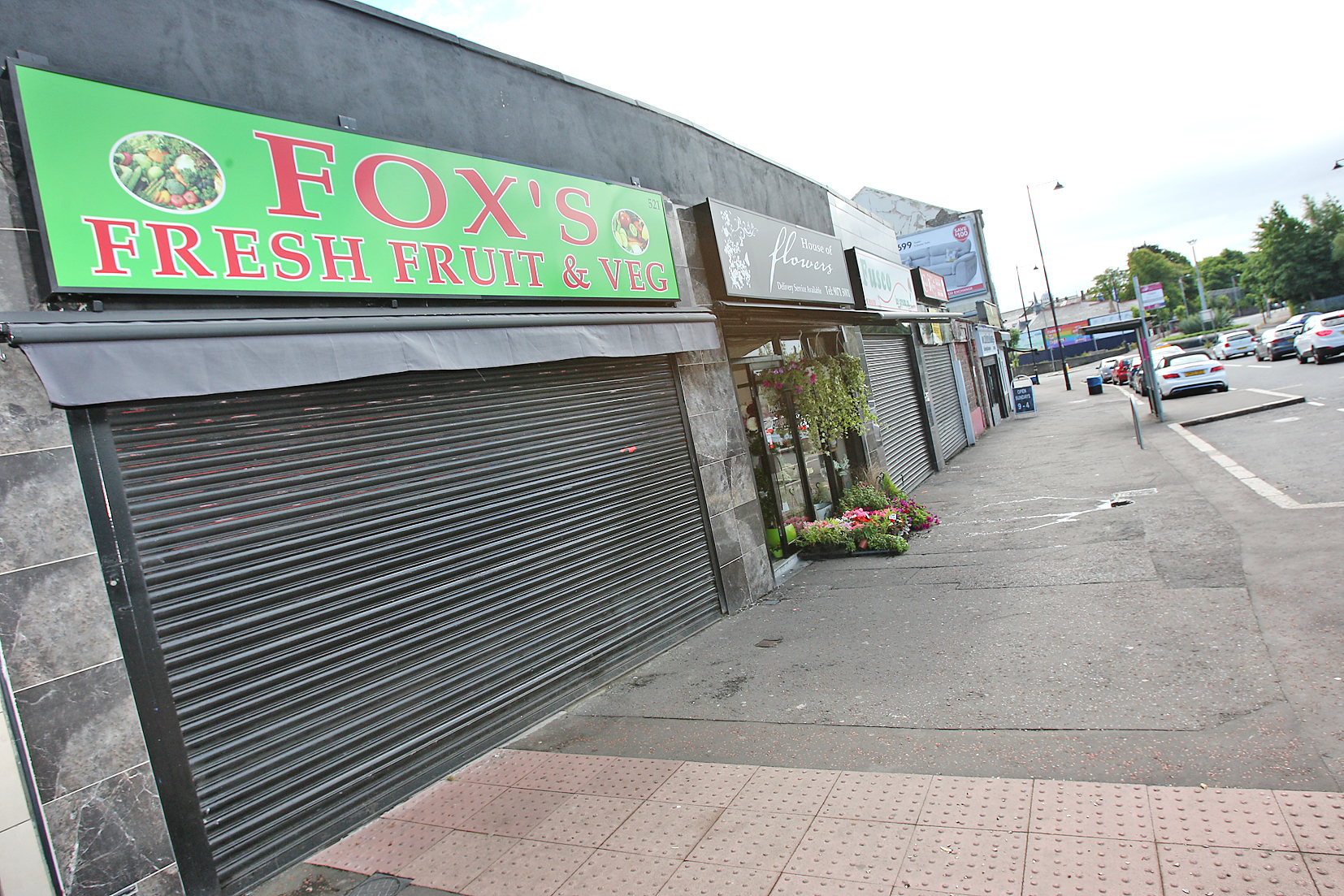 Foxs fruit and veg ardoyne 1277mj16