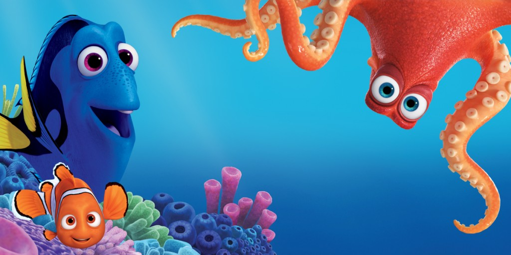 PLAYFUL: Finding Dory is effortlessly entertaining and will leave you smiling from ear to ear