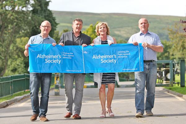 Alzheimers awareness walk falls park 229mj16