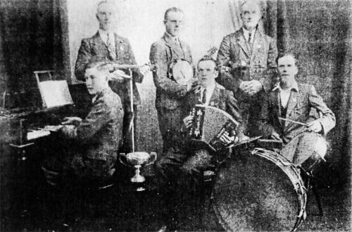 Mcnamaras band liam murphy