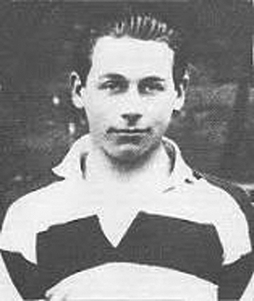 steadfast and unflinching: Kevin Barry, executed in 1920