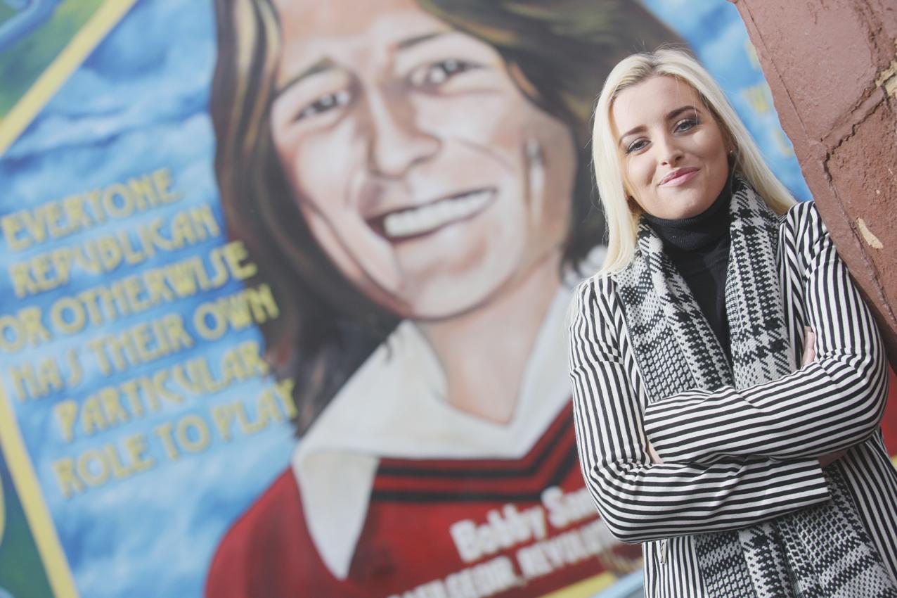 Órlaithí Flynn has replaced Jennifer McCann as West Belfast MLA