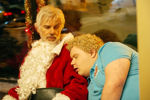 Bad santa 2 billy bob thornton brett kelly
