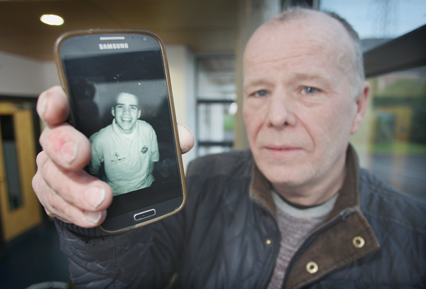Joby's father, Joe Murphy, will join others at the Lagan Weir to remember his son five years on from his tragic death after a Snow Patrol gig
