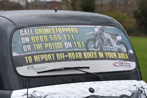 Ad campaign aimed to prevent further deaths
