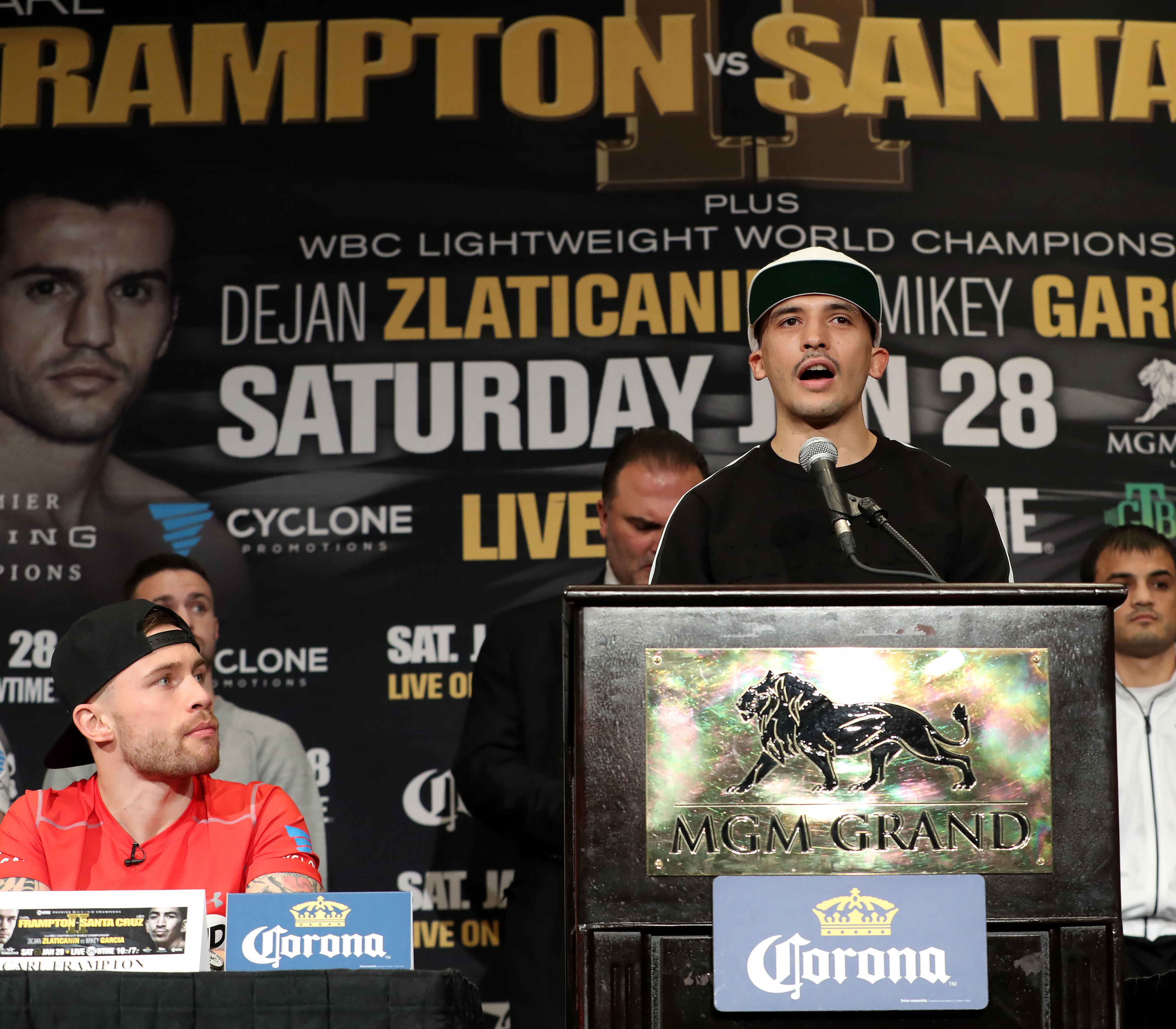 Lee Selby was also left disappointed on Saturday when his IBF featherweight title defence against Johnny Barros was cancelled due to the Argentinian failing a medical