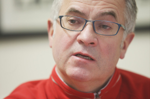 SDLP West Belfast Assembly candidate Alex Attwood welcomed the weapons seizure