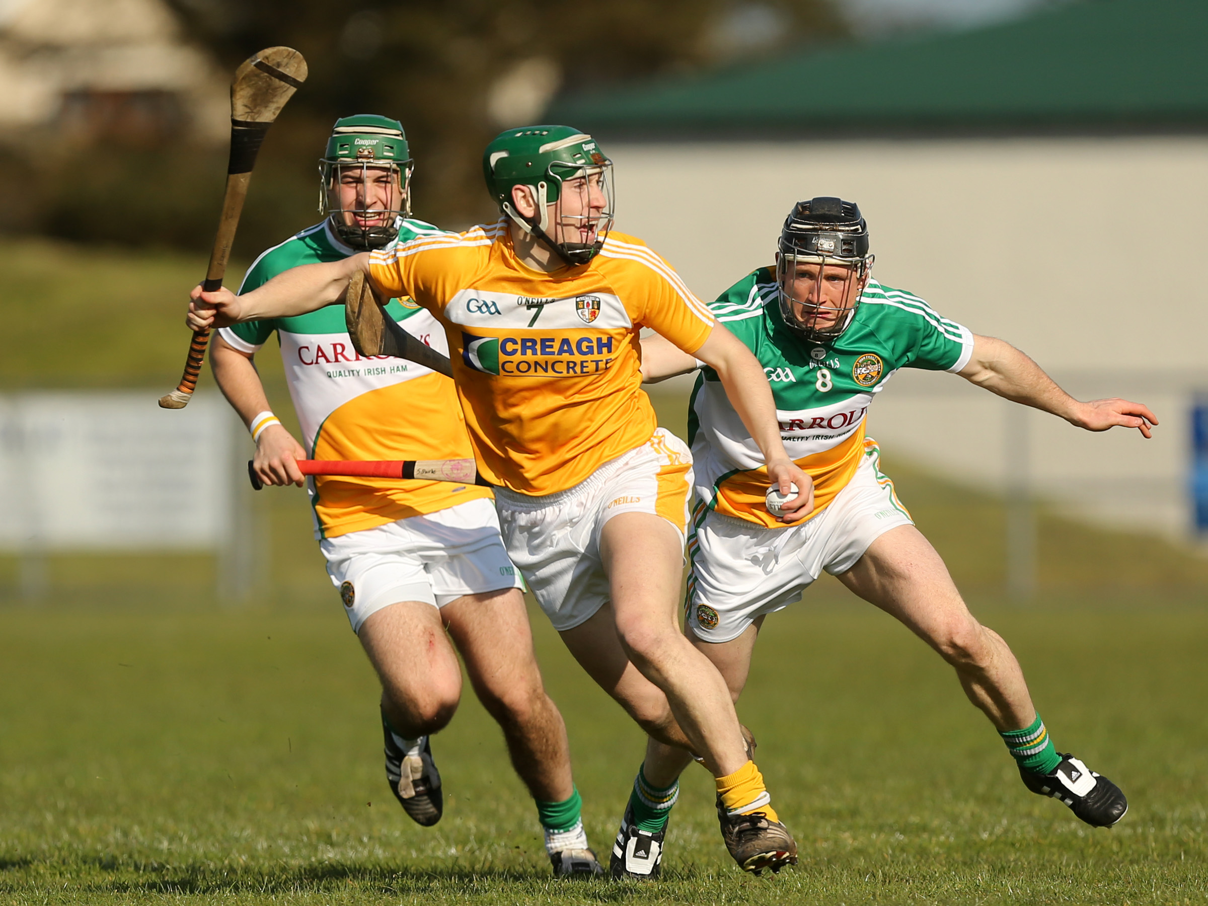 Paul Shiels has returned to the Antrim fold after missing the 2016 campaign through injury