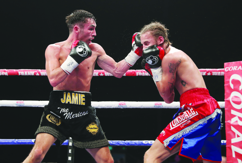 Jamie Conlan is anticipating a much tougher test from former world title challenger, Yarder Cardoza at the Waterfront Hall on Friday than his routine points win against David Koos in his last outing on home soil