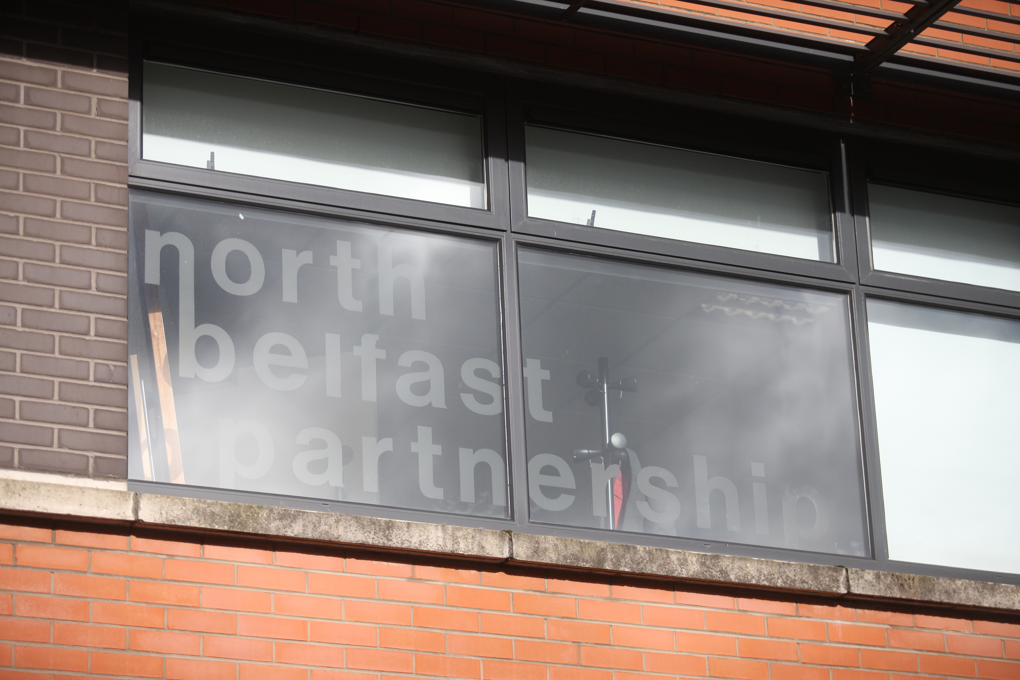 OFFICES: The North Belfast Partnership Board has folded