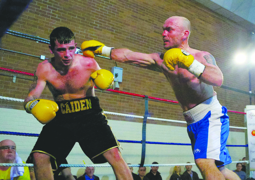 A dislocated shoulder sustained against Zoltan Horvath saw Daniel McShane suffer defeat in his last bout back in March 2015