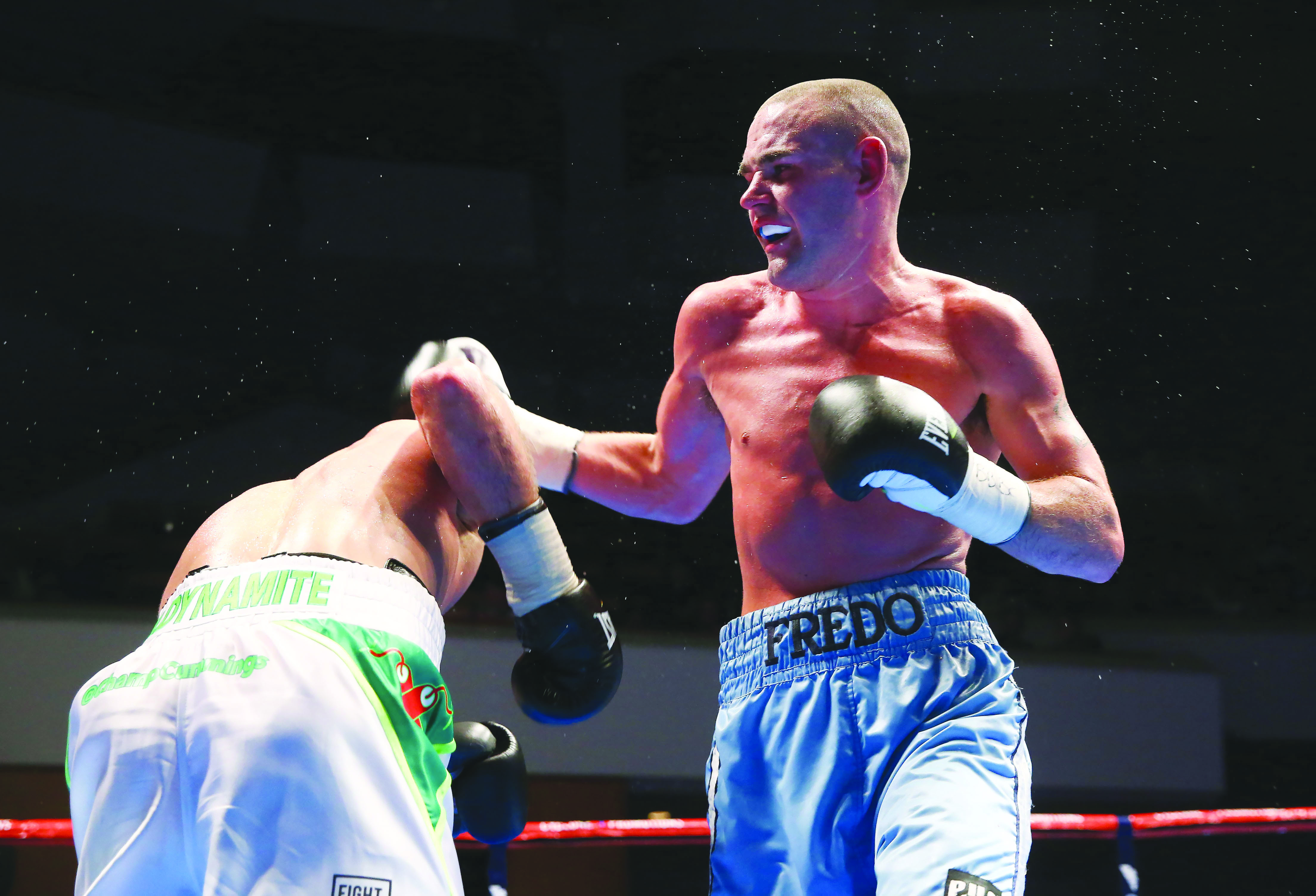 Friday's six-round contest against Laszlo Fazekas is Alfredo Meli's first fight back in Belfast since his Celtic title draw with Conrad Cummings back in November 2015