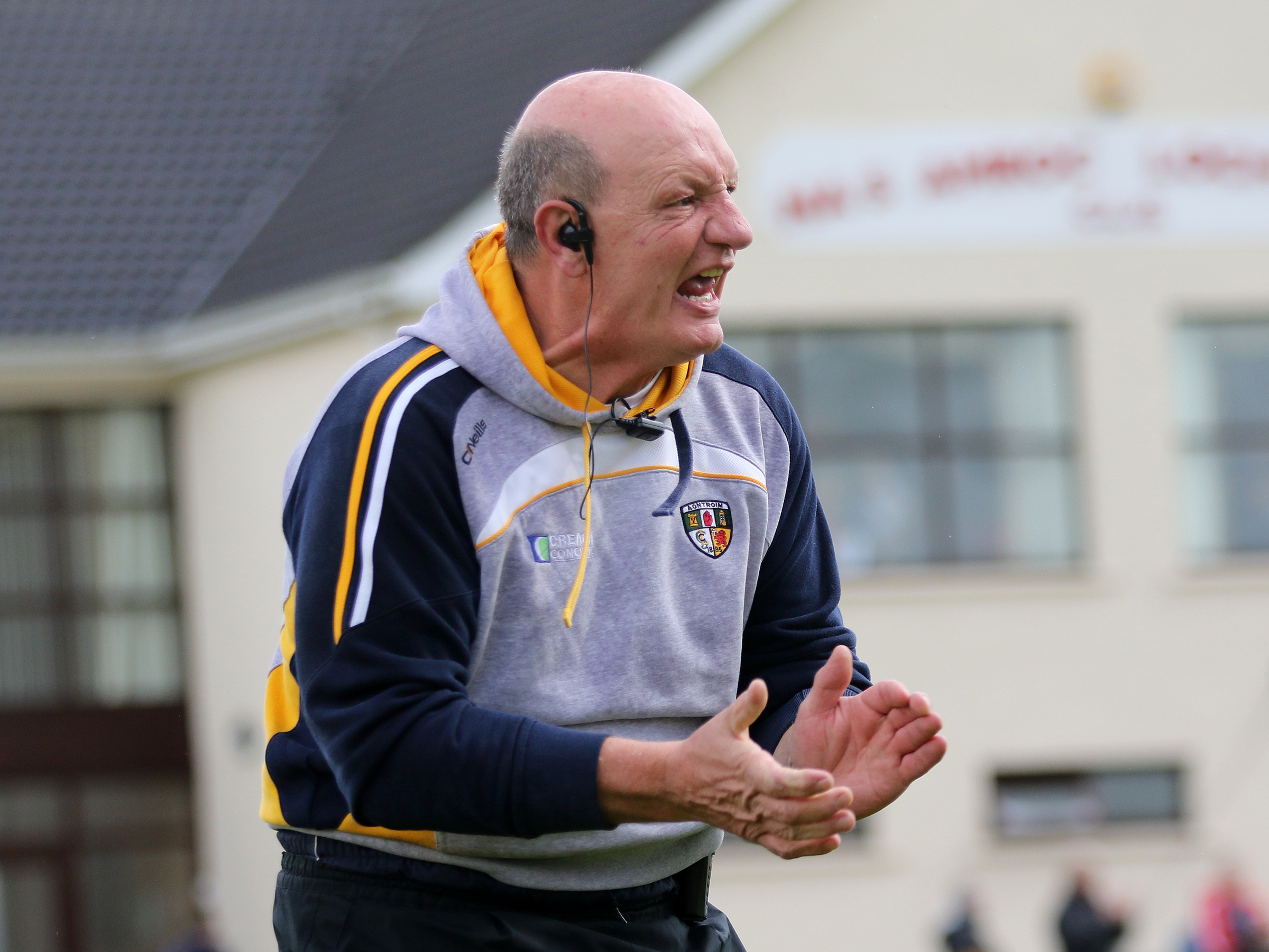 Antrim manager Terence \'Sambo\' McNaughton  has hit out at the changes to the Senior Football Championship which he feels will have a negative impact on Ulster hurling