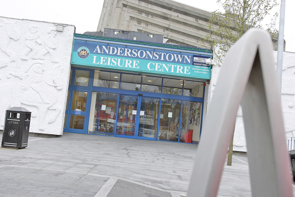 CLOSING: Andersonstown Leisure Centre is to be redeveloped