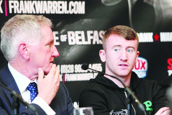 Paddy Barnes will take on Silvio Olteanu over 10 rounds during Saturday's 'Battle of Belfast' bill at the Waterfront Hall